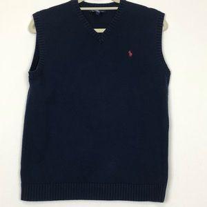 Polo by  Ralph Lauren Vest Sweater